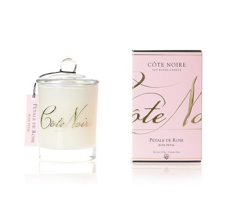 Cote Noire Candles at Matthews Jewellers