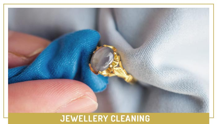 Jewellery Cleaning