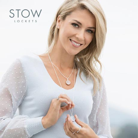 Stow Lockets Collection at Matthews Jewellers